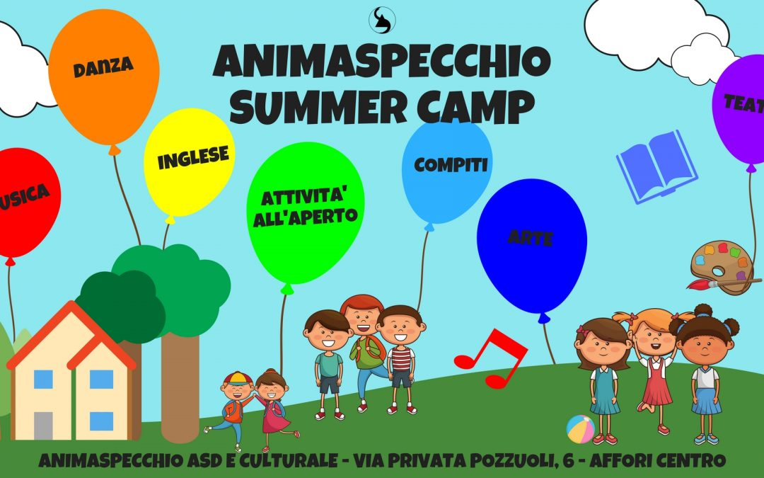 AS SUMMER CAMP 2018